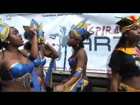 Notting Hill Carnival  2012  Part. 2