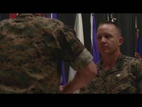 MCAS Iwakuni appoints new station sergeant major
