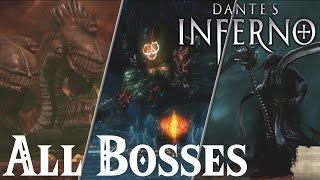 Dante's Inferno // All Bosses