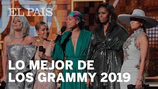 Lo MEJOR de los PREMIOS GRAMMY 2019 | Cultura