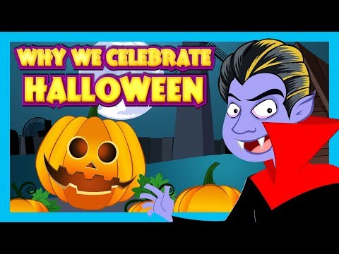 Why We Celebrate Halloween - To Know Story For Kids || Learn Halloween Special - Halloween 2017