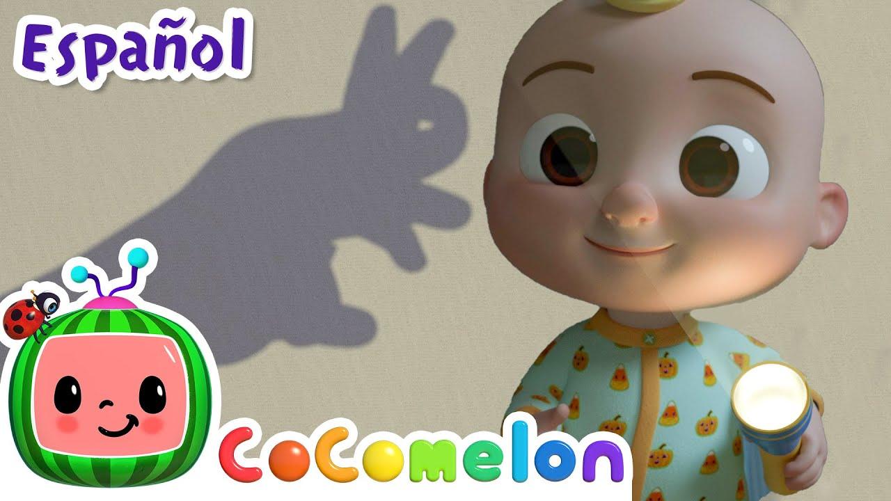 CoComelon en Español   La canción de las sombras   Canciones Infantiles
