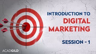 Introduction to Digital Marketing | Digital Marketing Tutorial for Beginners - Part 1