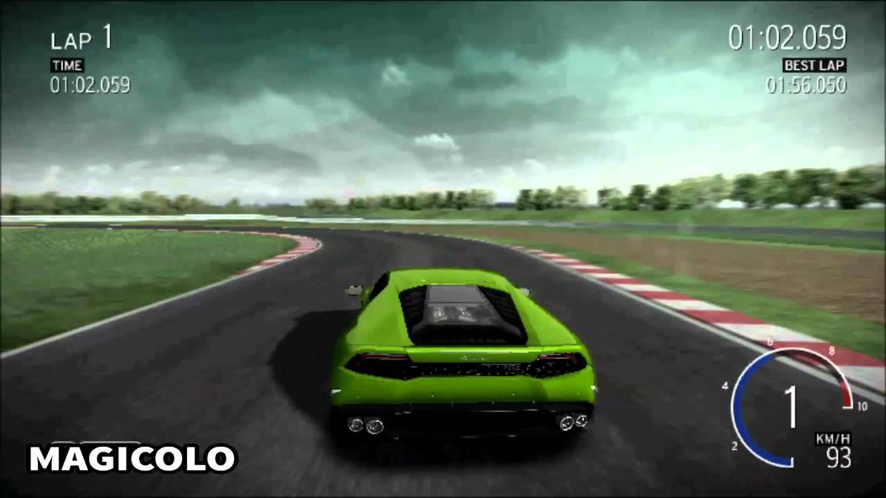 Lamborghini Car Racing Games Free Online