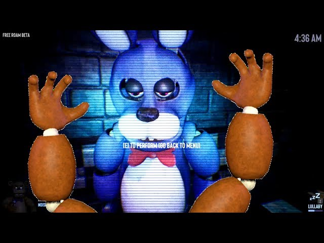 New Five Nights at Freddy's Simulator Fan Game by Obsidious