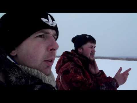 озеро неро ловля острогой по пене видео