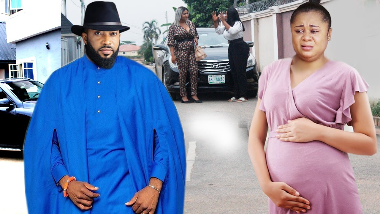 Download PREGNANT HOUSEMAID & THE RICH BILLIONAIRE HANDSOME GUY - Fredrick Leonard/Uju Okoli 2021 Movie