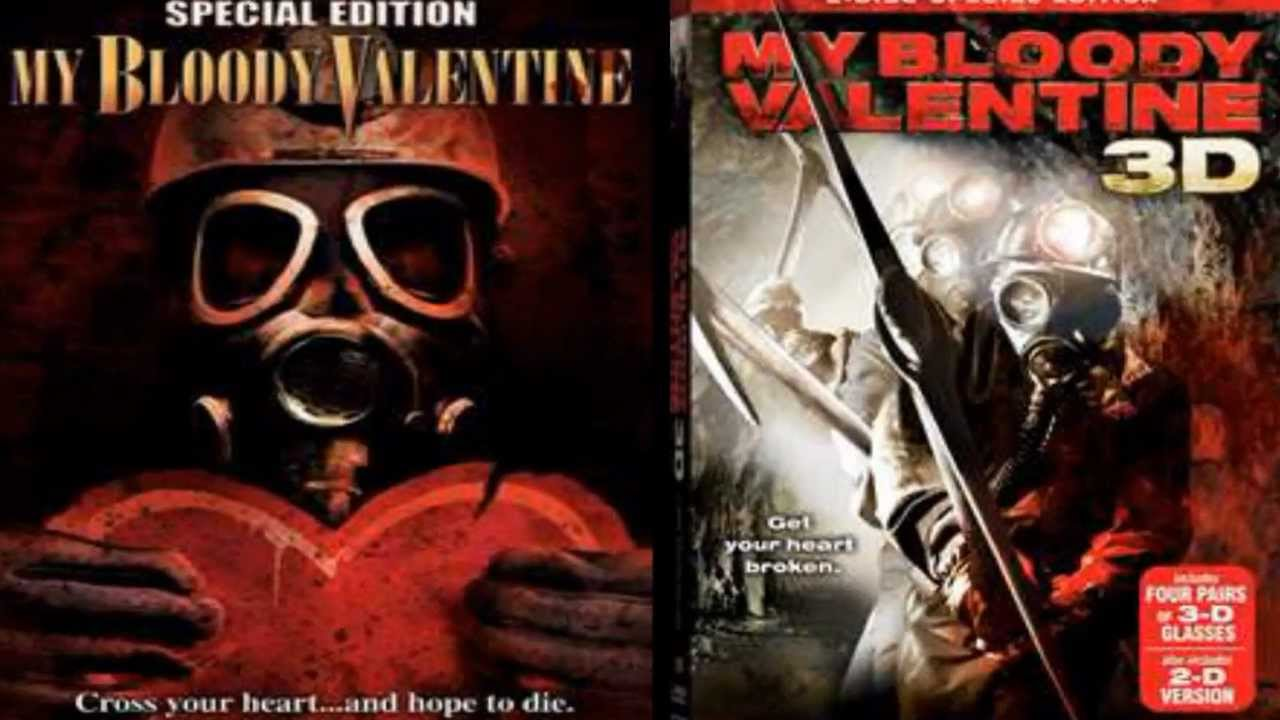 Schön Movie Review: My Bloody Valentine (1981) U0026 My Bloody Valentine 3D (2009)    YouTube