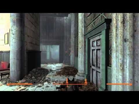 Fallout 4 - The Battle at Bunker Hill (Speak with Father)