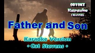 Father and Son - Karaoke Version (Cat Stevens)