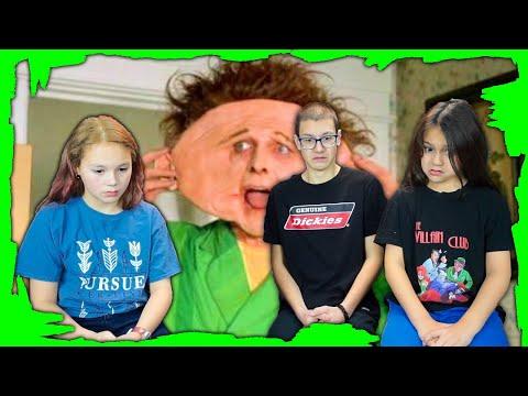 Kids REACT To Drop Dead Fred (1991) Trailer