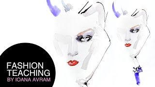Fashion Portrait Tutorial Thumbnail