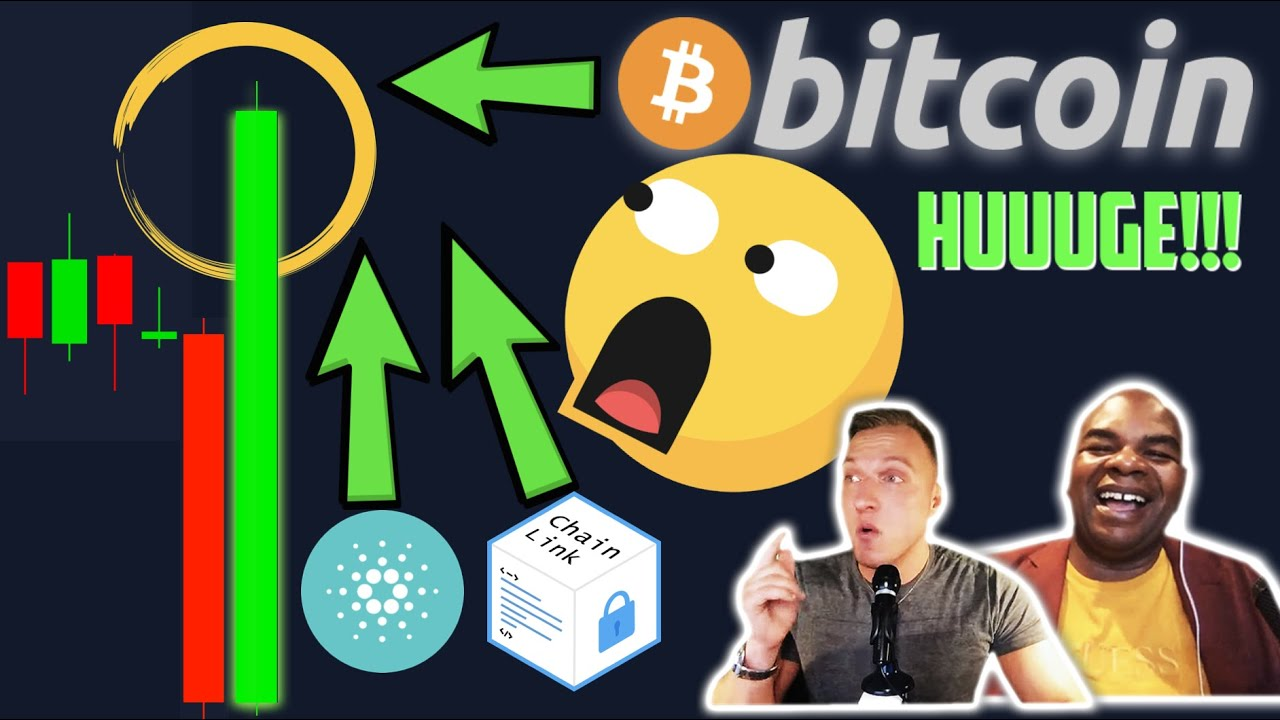 BITCOIN DUMP THEN BIIIG PUMP!!! CHAINLINK & CARDANO will do something CRAZY! [crazy price target