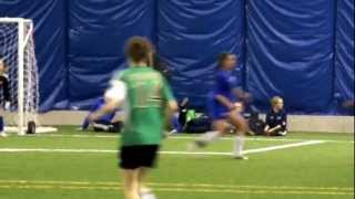 SOCCER in MOTION Highlights West Ottawa Showcase 2012