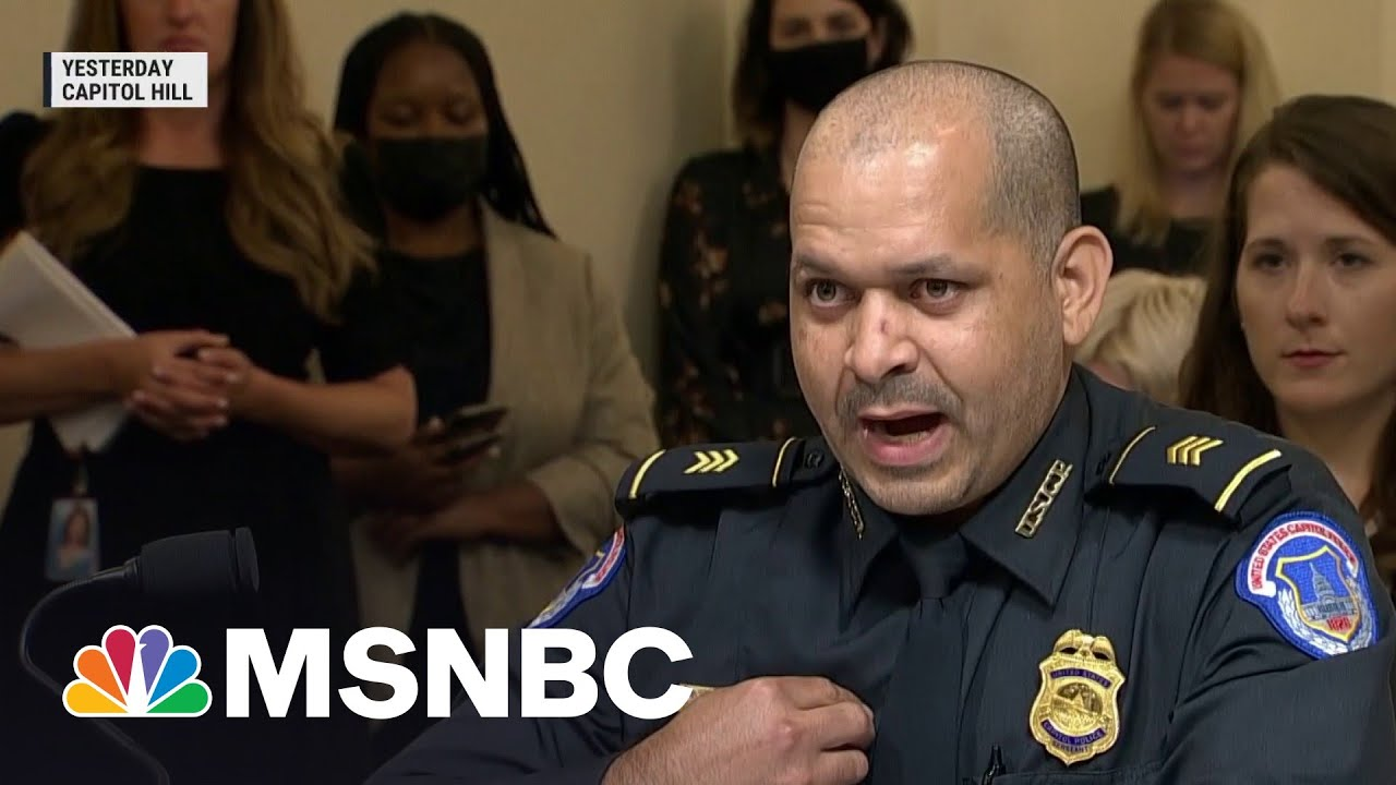 Officers Deliver Emotional Testimony At First Committee Hearing