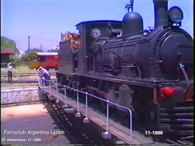 1989 Ferroclub Argentino Lynch - Buenos Aires