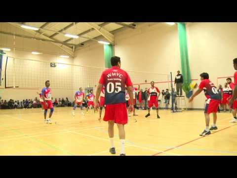 Woking Vs Liverpool Lions, Liverpool Volley 2016