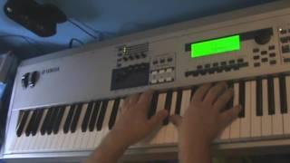 piano cover ivory tower giorgio moroder klaus doldinger neverending story soundtrack