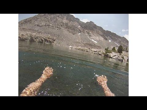 Climbing Mount Gould