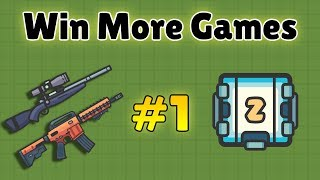 Zombs Royale - Tips and Tricks - How to win more
