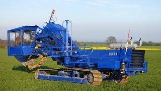 Mastenbroek 20/15 Land drainage trencher