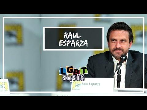 LGBT Snapshots: Raul Esparza