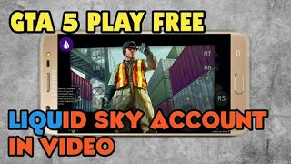 Liquid sky account for free.💯real+working