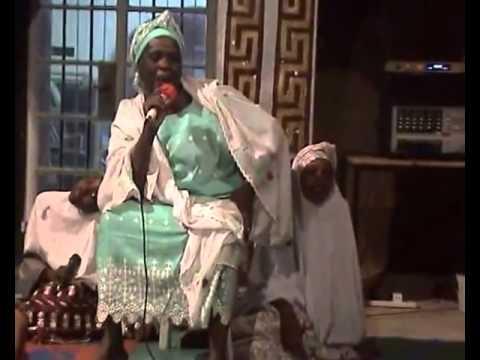 Hajiya Saadatu Barmani Choge Live, 2008