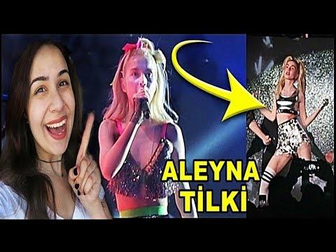 ALEYNA TİLKİ'NİN KONSERİNE GİTTİM !! (DOĞUM GÜNÜ)