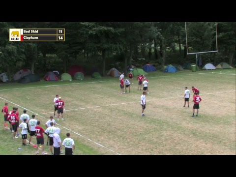 2018 Windmill - Bad Skid vs Clapham (Open...