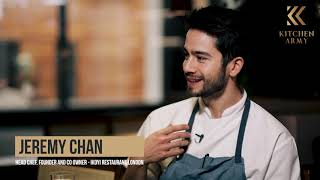 Interview with chef executive michelin ...