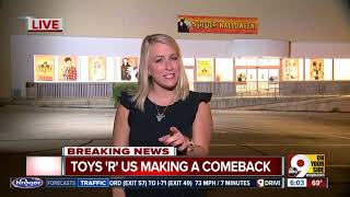 Toys 'r' Us Making A Comeback
