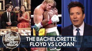 Премьера сезона девичников, Логан Пол против Флойда Мэйвезера | Вечернее шоу