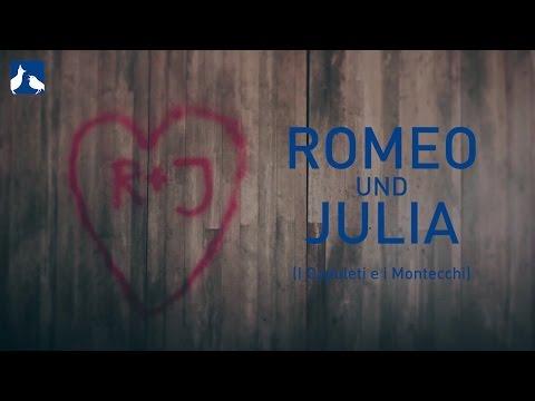 »Romeo und Julia« - I Capuleti e i Montecchi (Theater Lübeck) TRAILER