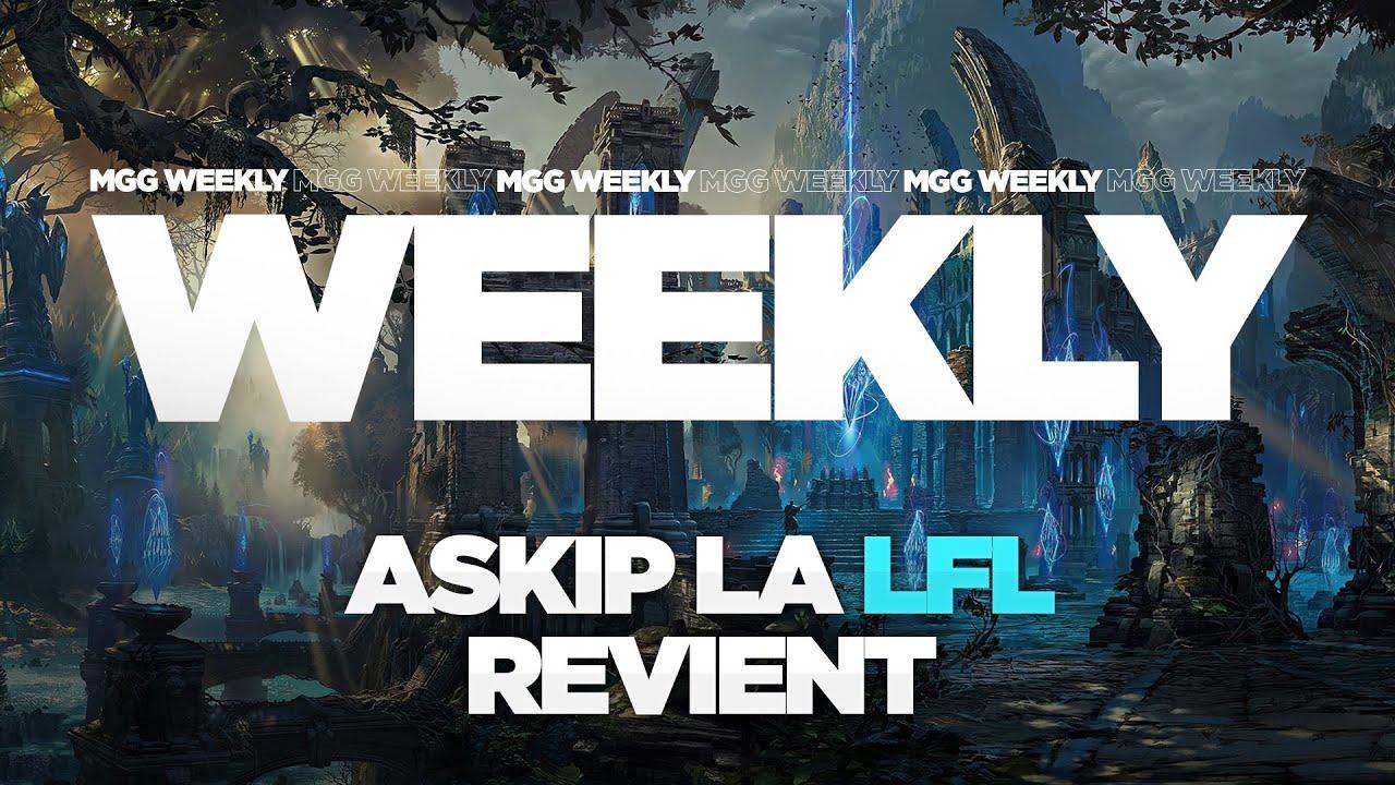 Download C'est reparti pour un tour - MGG Weekly #30