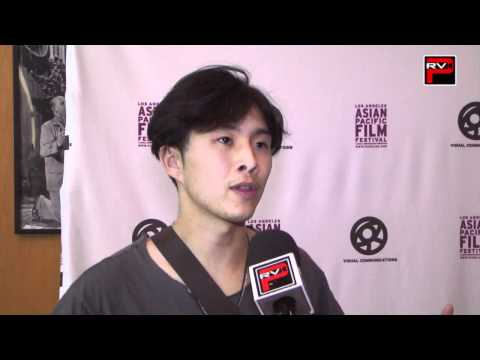 "Justin Chon talks about his upcoming film ""21 and Over"" which he stars in the lead role"