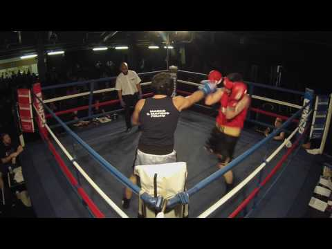 Ultra White Collar Boxing | West Brom | Scott Shaw VS Marco Polito