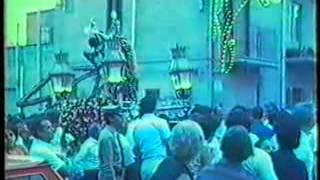 Calamonaci (AG) - Processione San Vincenzo 1982
