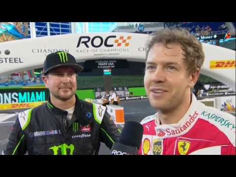 2017 ROC Miami - Sebastian Vettel full interview after winning the Nations Cup