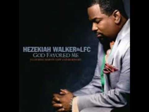 """Download """"God Favored Me """"HEZEKIAH WALKER"""