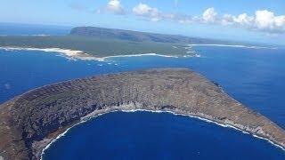 Exploring the island of Ni