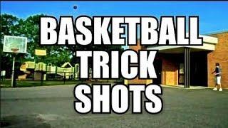 Basketball Trickshots at the Olivet College!