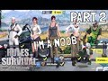 PRETENDING TO BE A NOOB IN RULES OF SURVIVAL #2 - Rules of Survival (Tagalog)