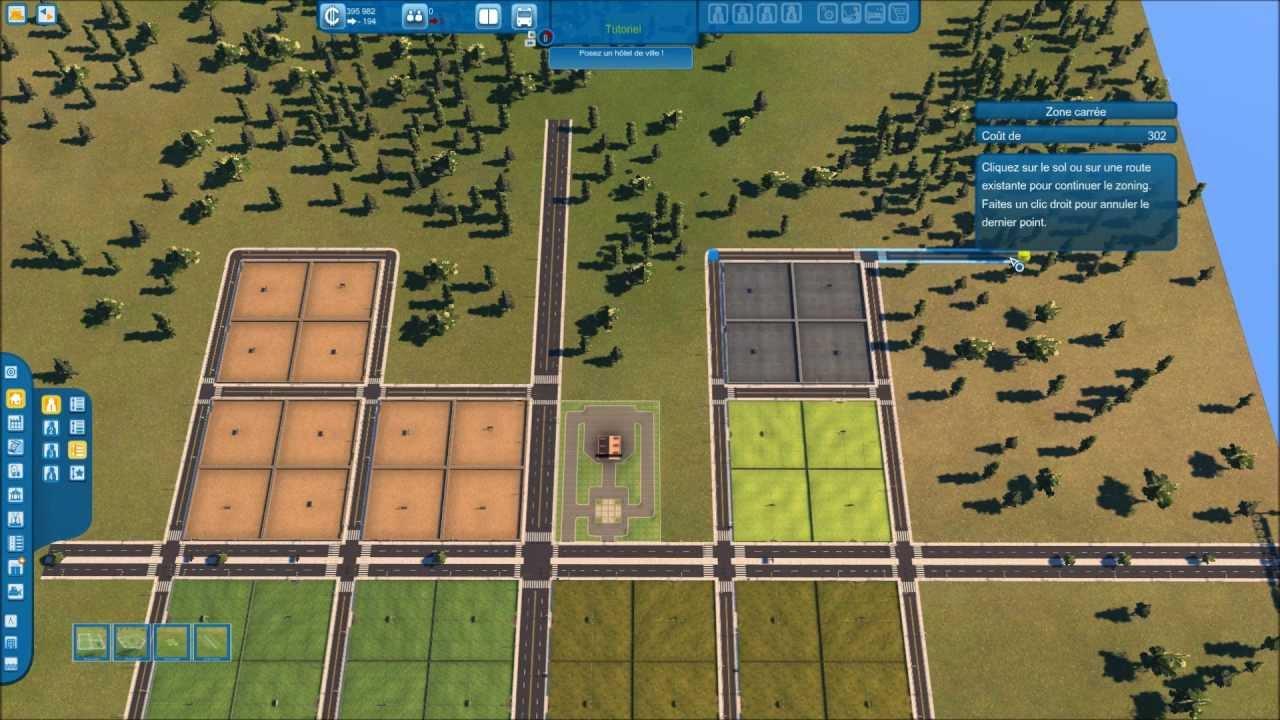 Cities Xl  Tutoriel  Comment Commencer Une Ville Prospère - New york map cities xl