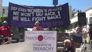 Los Angeles Protest to Defend Women's Rights