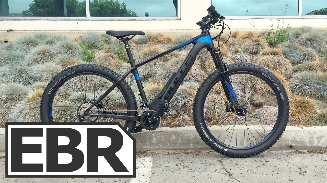 4fdd7f1e8e1 BULLS E-Stream EVO 3 Carbon 27.5 Plus Video Review - Carbon Fiber Electric  Mountain Bike - YouTube