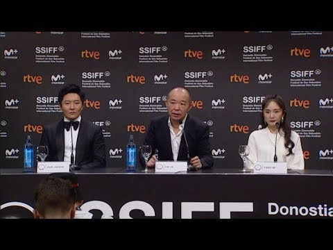 Press Conference ''BAO BEI ER / BABY'' (O.S)