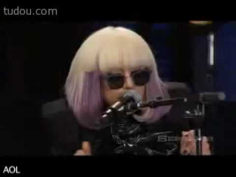 Lady Gaga Poker Face Acoustic