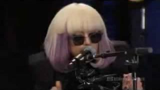 Lady Gaga Poker Face Acoustic