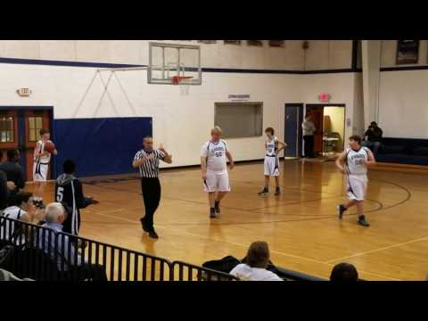 Basketball; JV; 4 Oakbrook Preparatory School vs Spartanburg Christian School